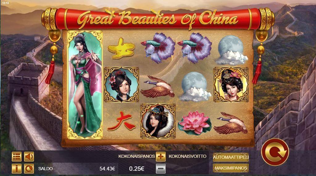 great beauties of china ganapati