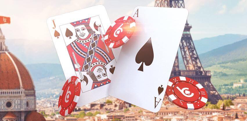 b casino
